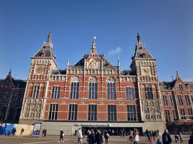 Amsterdam Bahnhof