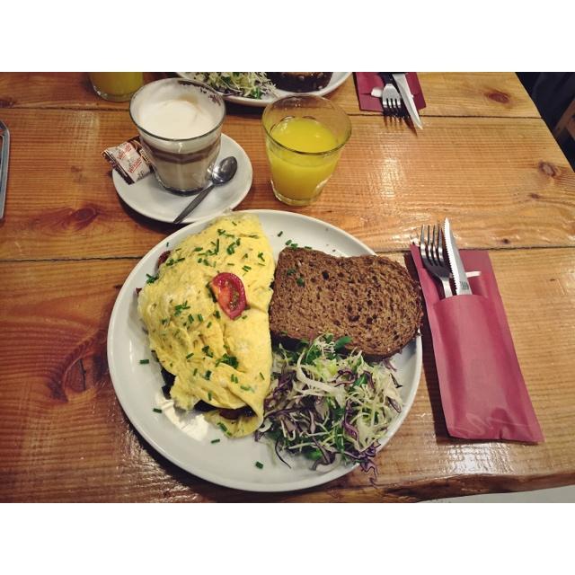 Omelegg Omelette