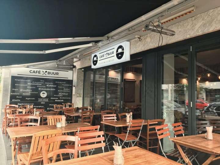Cafe Buur außen